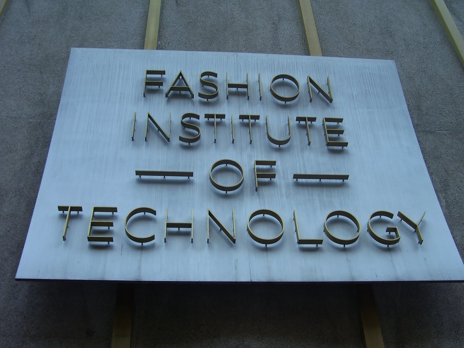 Announcement Fashion Institute Of Technology Uses