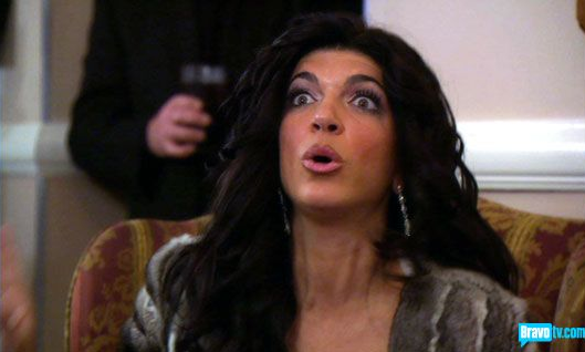 Teresa Giudice from The Real Housewives of New Jersey