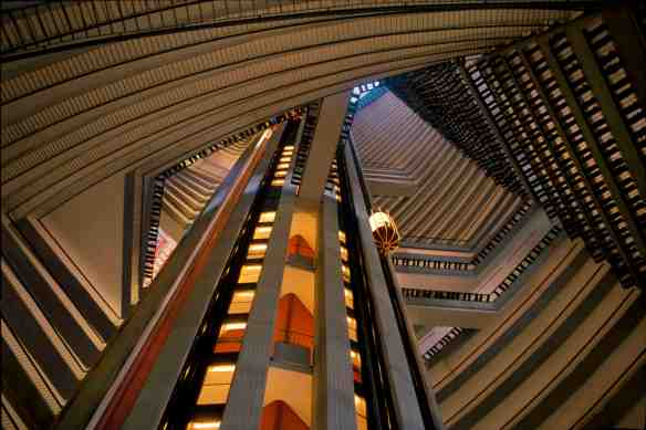 Atlanta Marriott Marquis atrium